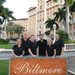 KWPS South Florida Division at an investigation at the Biltmore Hotel in Miami, FL.